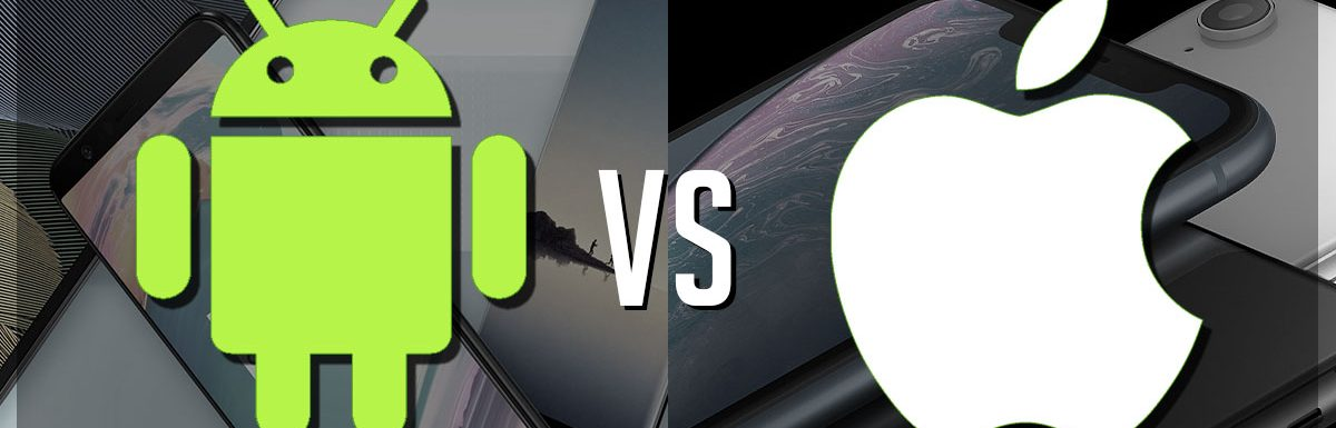 iOS とAndoroid